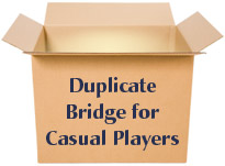 Idea Box: Duplicate Bridge