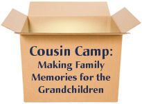Idea Box: Cousin Camp